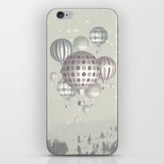 Winter Dreamflight iPhone & iPod Skin