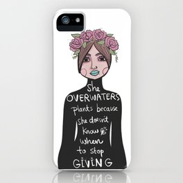 A Giver iPhone Case