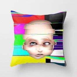 Misfit - Lucia Throw Pillow