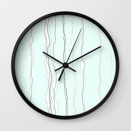 Sketchy No6 Wall Clock