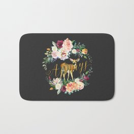 Always - Fawn - Gold/Charcoal Bath Mat