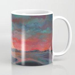 Before The Night Storm Coffee Mug