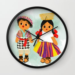 My beautiful Guatemala Wall Clock