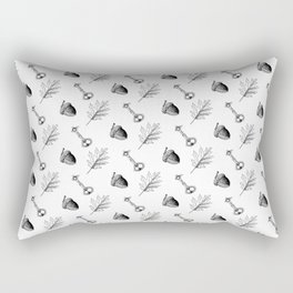 Acorn Rectangular Pillow