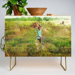 Girl (Field of Infinity #2) Credenza