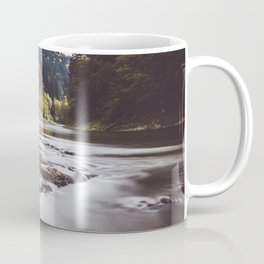 Dunajec River - Landscape and Nature Photography Coffee Mug