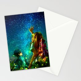 ARIMA AND KAORI - YOUR LIE IN APRIL Stationery Cards