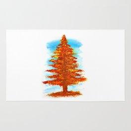 Fall Tree Rug