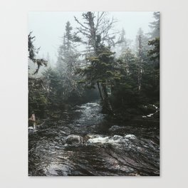 Mount Marcy Canvas Print