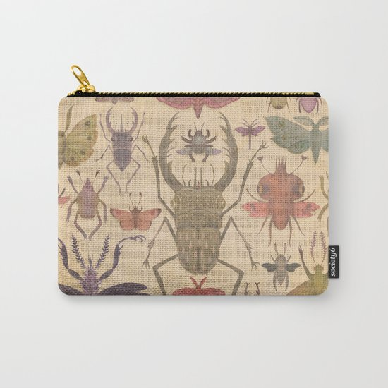 Entomologist's Wish Carry-All Pouch