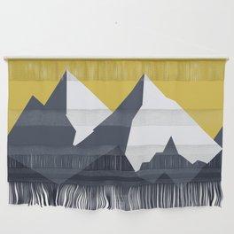 Mountains Wall Hanging