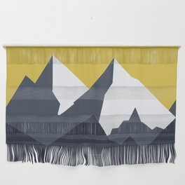 Mountains Wall Hanging