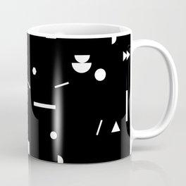 My Favorite Pattern 3 black Coffee Mug
