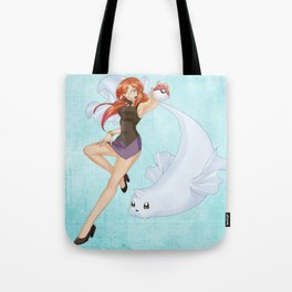 Loreley of the Elite Four Tote Bag