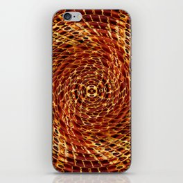 Honey Bee Hive iPhone Skin