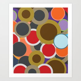 Abstract VII Art Print