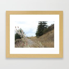 Overcome Your Fears Framed Art Print