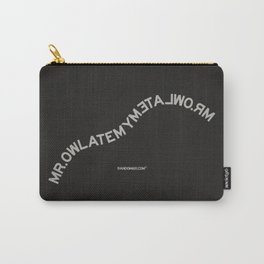 Palindrome: Mr. Owl Carry-All Pouch