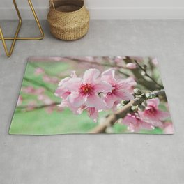 Peach Blossoms 15 Rug