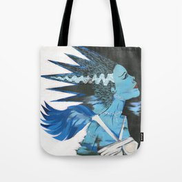 Heart of the Monster Tote Bag