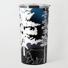 Full Moon Rising II Travel Mug