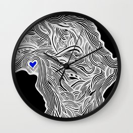 ROOTED (NIGERIA) 1.1 Wall Clock