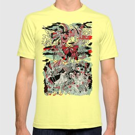 UNINVITED GARDEN T-shirt
