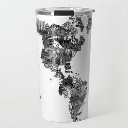 America Travel Mug