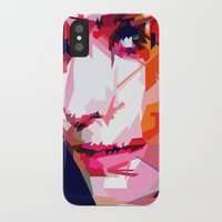emma watson iPhone & iPod Cases featuring Emma Watson Vector by Radit_G