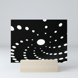 Swirl I Mini Art Print