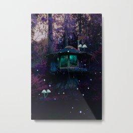Tiny house II Metal Print