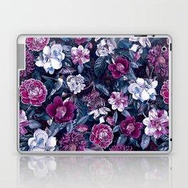 Floral Night Laptop & iPad Skin