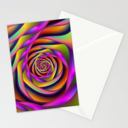 Spiral Six Stationery Cards