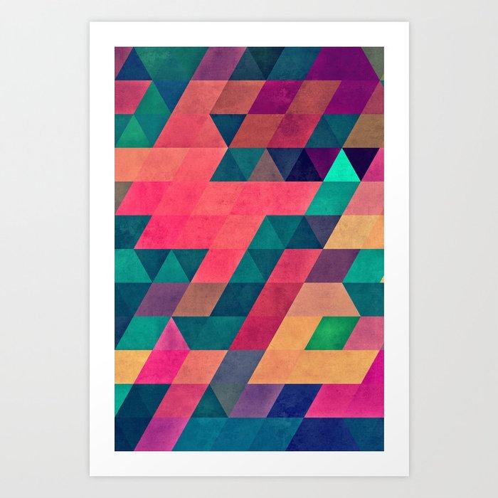 Styrrvynng Art Print