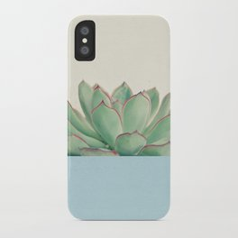 Succulent Dip III iPhone Case