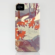 Fisher Fox iPhone (4, 4s) Slim Case