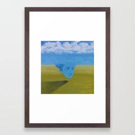 2015 Framed Art Print