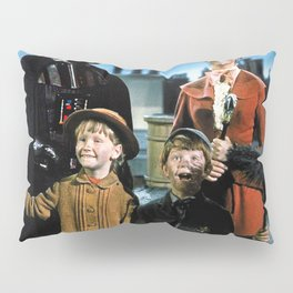 Darth Vader in Mary Poppins Pillow Sham