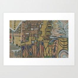 tapestry Art Print