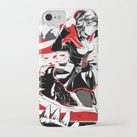 rwby iPhone & iPod Cases featuring RWBY: Ruby Rose  by Proteus Muna