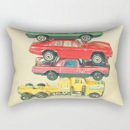 Pile Up Rectangular Pillow