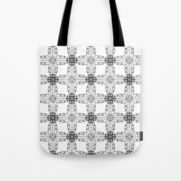 They're coming outta the goddamn walls 8 Tote Bag