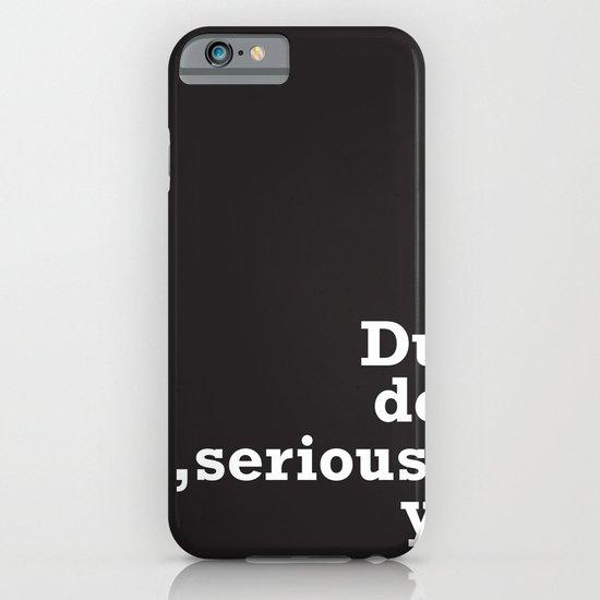 Ttyyppoo 020 iPhone & iPod Case