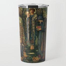 "Edward Burne-Jones ""The Star of Bethlehem"" Travel Mug"