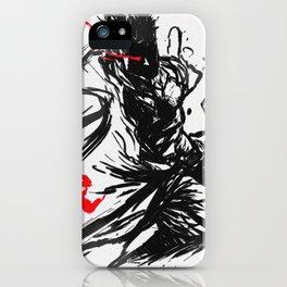 Evil Ryu iPhone Case