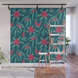 Australian Flora Wall Mural