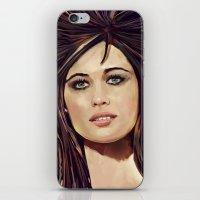 passion iPhone & iPod Skins featuring Passion by Balazs Pakozdi