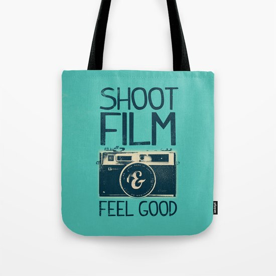 Shoot Film Tote Bag