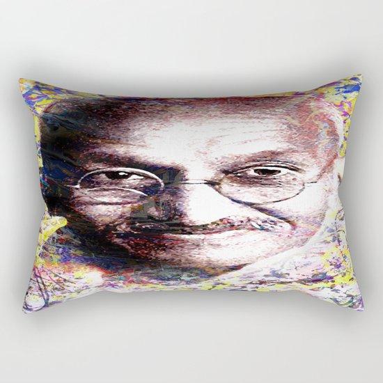 MAHATMA GANDHI Rectangular Pillow