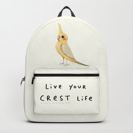 Live Your Crest Life Backpack